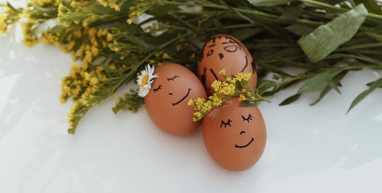 Jak na originální velikonoční vajíčka s věcmi, které máte určitě doma?