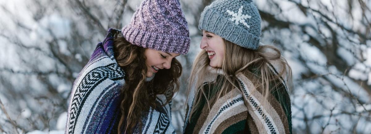 Jak změnit péči o tělo v zimě?