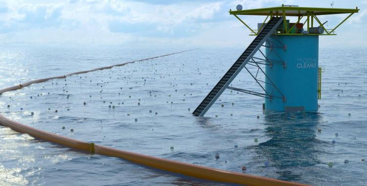Mladý Holanďan dokáže zbavit oceány plastu