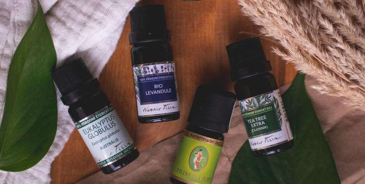 Aromaterapie v mateřství
