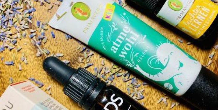 Nalaďte děti na vlnu aromaterapie