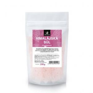 Allnature Himalájská sůl růžová jemná 250 g
