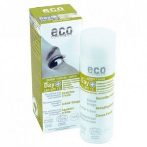 Eco Cosmetics Denní tónovací a opalovací krém SPF 15 BIO 50 ml
